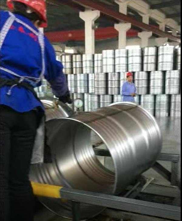welds leakage testing
