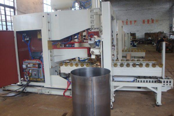 drum body spot welding machine