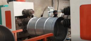 W-Beader& corrugator machine