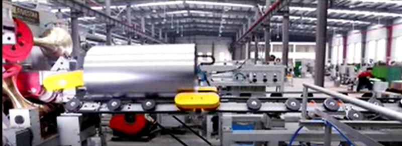 drum seam welding machine