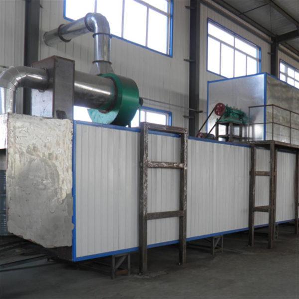 steel drum drying oven