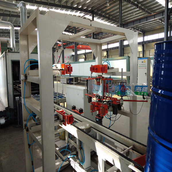 Drum heat transfer printing