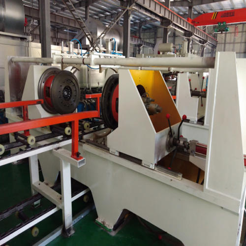 flanging and beading machine