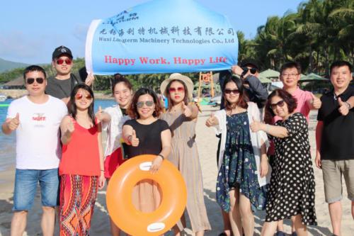 Team building activities in Vietnam